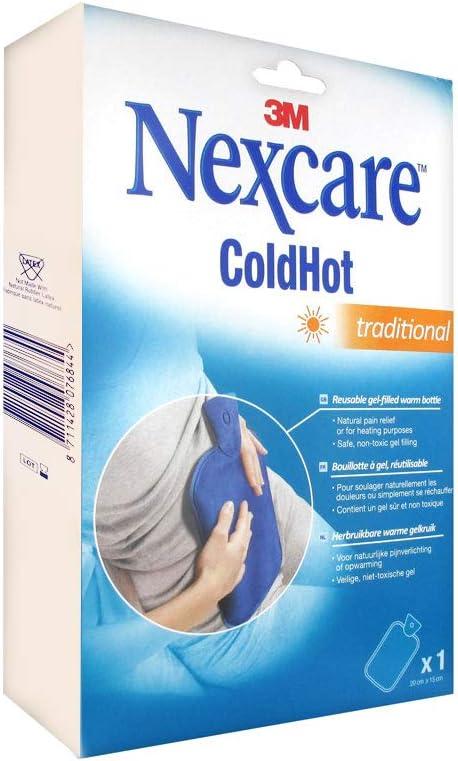 Nexcare Coldhot - Bolsas de gel caliente tradicional: Amazon.es: Oficina y papelería