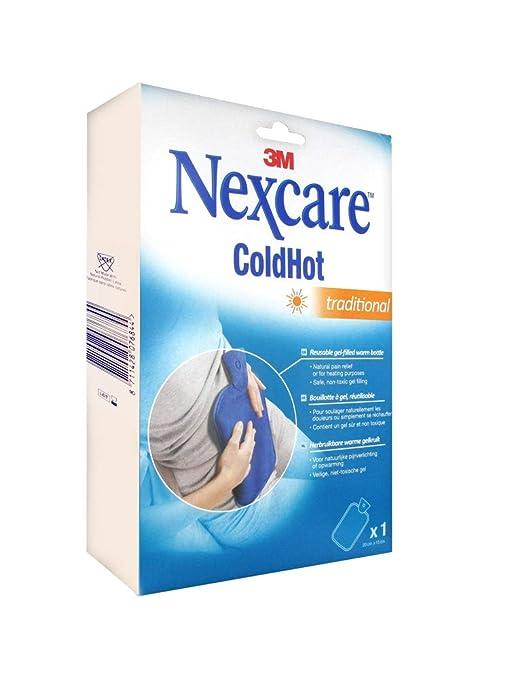 Nexcare Coldhot - Bolsas de gel caliente tradicional