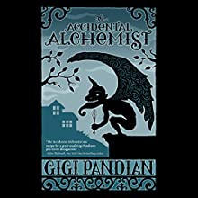 The Accidental Alchemist Audiobook by Gigi Pandian Narrated by Julia Motyka