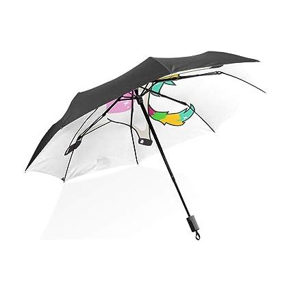 Paraguas para niños Niños Dabbing Unicorn Dab Dancing Moda ...