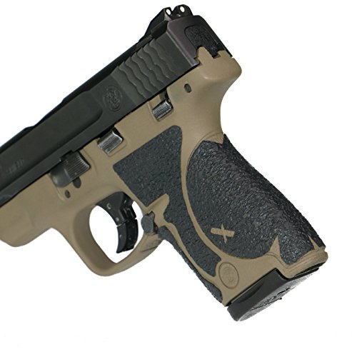 Foxx Grips -Gun Grips Smith & Wesson M&P Shield 9/40 (Grip Enhancement)