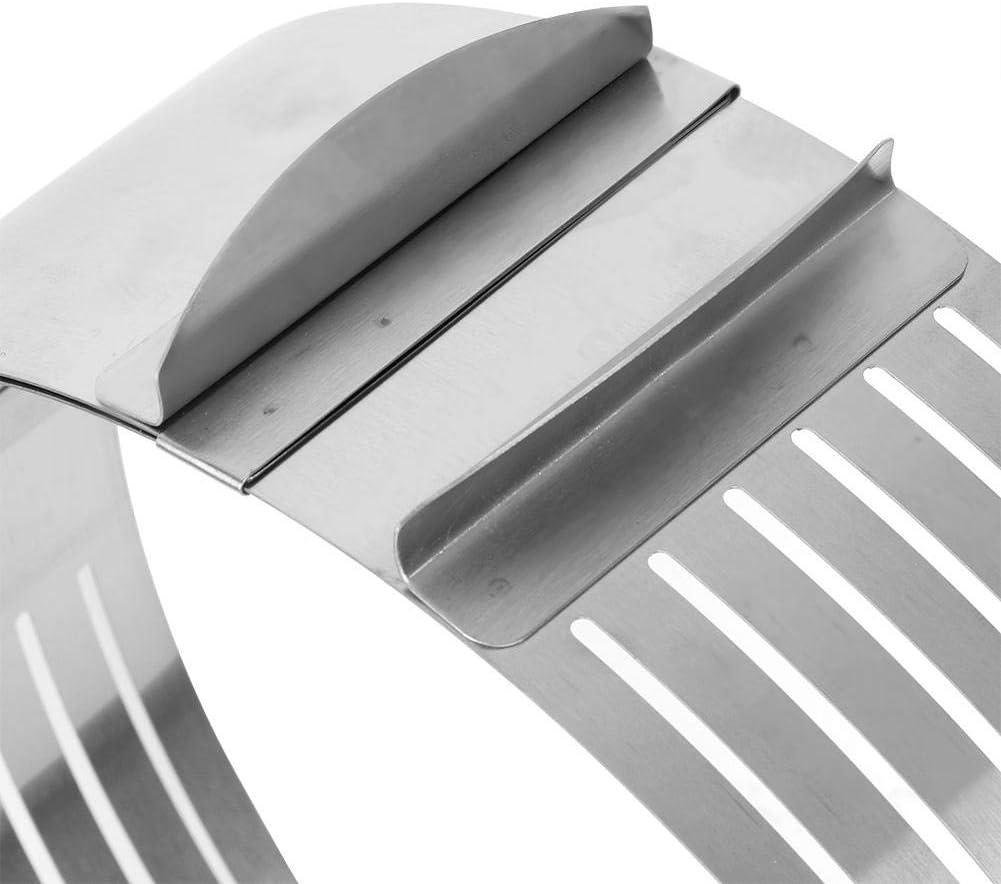 30 cm per realizzare torte di diverse dimensioni Argento Stampo per torte in acciaio inox Utensile per la cottura ad anello Lisce Rivestimento Antiaderente Regolabile 24
