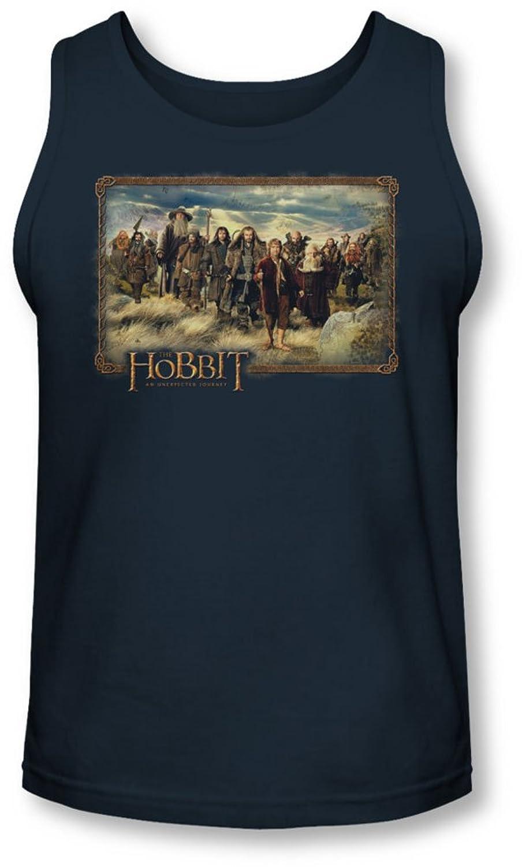 The Hobbit - Mens Hobbit & Company Tank-Top