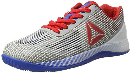 Primal Red Reebok Sportive Nano Multicolore Crossfit White Black Skull Uomo Indoor Scarpe 7 Grey Awesomeblue wrvP4Brq