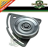 E6NN8A614AB NEW Ford Tractor Idler Pulley WIth Bracket 2600, 3600, 4600, 5600+