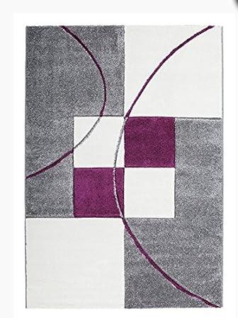 Wohnzimmer Teppich 160 x 230 cm modernem Design Prada Teppich mit ...