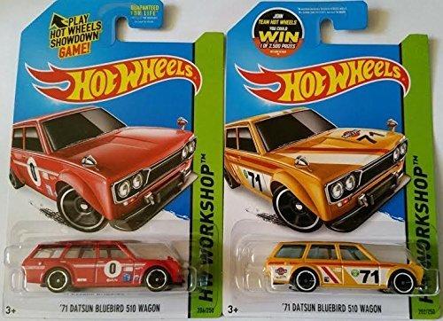 datsun wagon hot wheel - 7