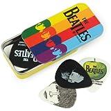 Planet Waves Beatles Signature Guitar Pick Tins, Stripes