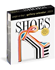 Shoes Page-A-Day Gallery Calendar 2022: A Tribute to the World's Most Amazing Footwear