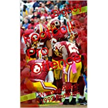 Football Pro Offence: Winning Plays - 1993 Redskins (Championship Playbooks Book 7)