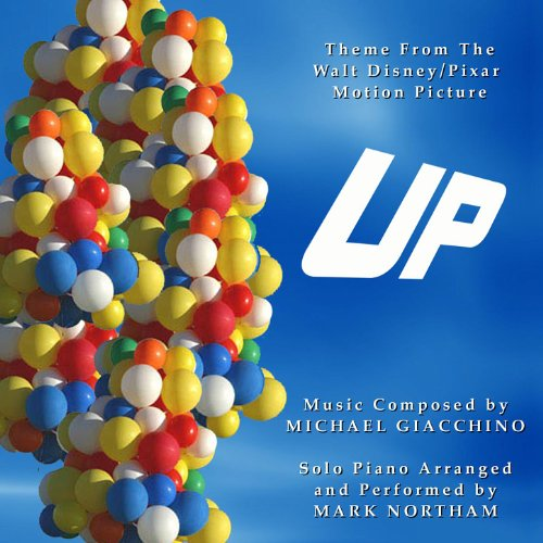 Up - solo piano theme