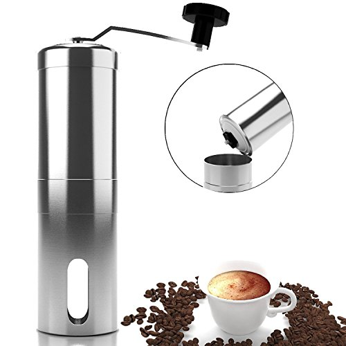 Top Rated Manual Coffee Grinder Maker Best Spice Coffee