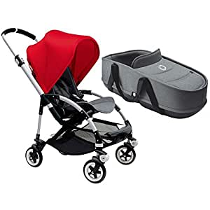 Amazon.com : Bugaboo Bee3 Stroller With Bassinet