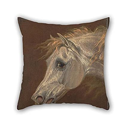 Amazon.com: beeyoo Pillowcover of Oil Painting Martin ...