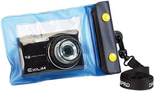 Somikon Unterwasser-Kameratasche XS mit Objektivführung Ø 30 mm