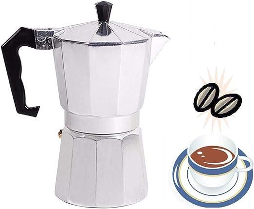 FDGBCF Latte Coffee Maker Cafetera Italiana Moka Espresso ...