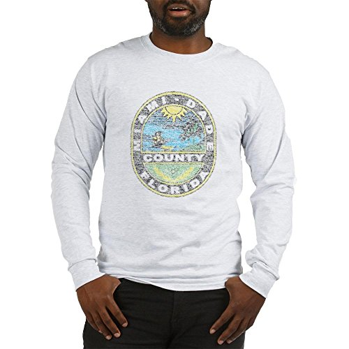 CafePress Vintage Miami Dade Sleeve T Shirt