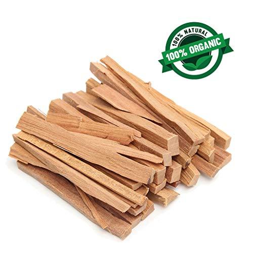AYZ Aromatherapy Sandalwood Crude Wood Sticks - Original Incense Sticks - Natural and Organic (Style ()