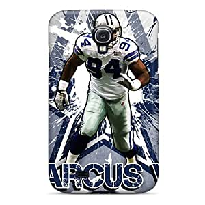Samsung Galaxy S4 SSa11719PJOP Provide Private Custom Lifelike Dallas Cowboys Series Perfect Hard Phone Cases -DannyLCHEUNG