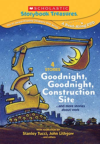 Goodnight, Goodnight, Construction Site…and more stories about work
