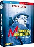 M - Eine Stadt sucht einen Mörder - M. el vampiro de düsseldorf (Non USA Format)