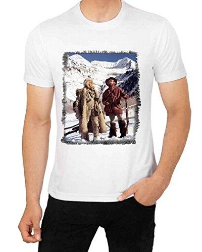Gatsbe Exchange Jeremiah Johnson T Shirt Robert Redford With Will Gear Mountain Man Movie