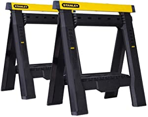Stanley STST60626 Adjustable Sawhorse