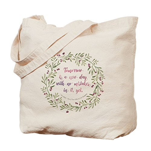 CafePress - Tote Bag - Anne Of Green Gables Quote - Natural