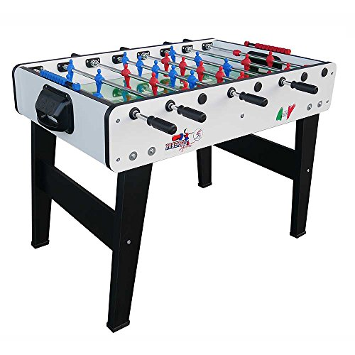 Roberto Sport Scout International White Foosball Table by Roberto Sport