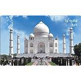 Memory Marg Agra Taj Mahal Fridge Magnet