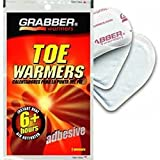 Grabber Warmers Grabber 6+ Hours Toe Warmers