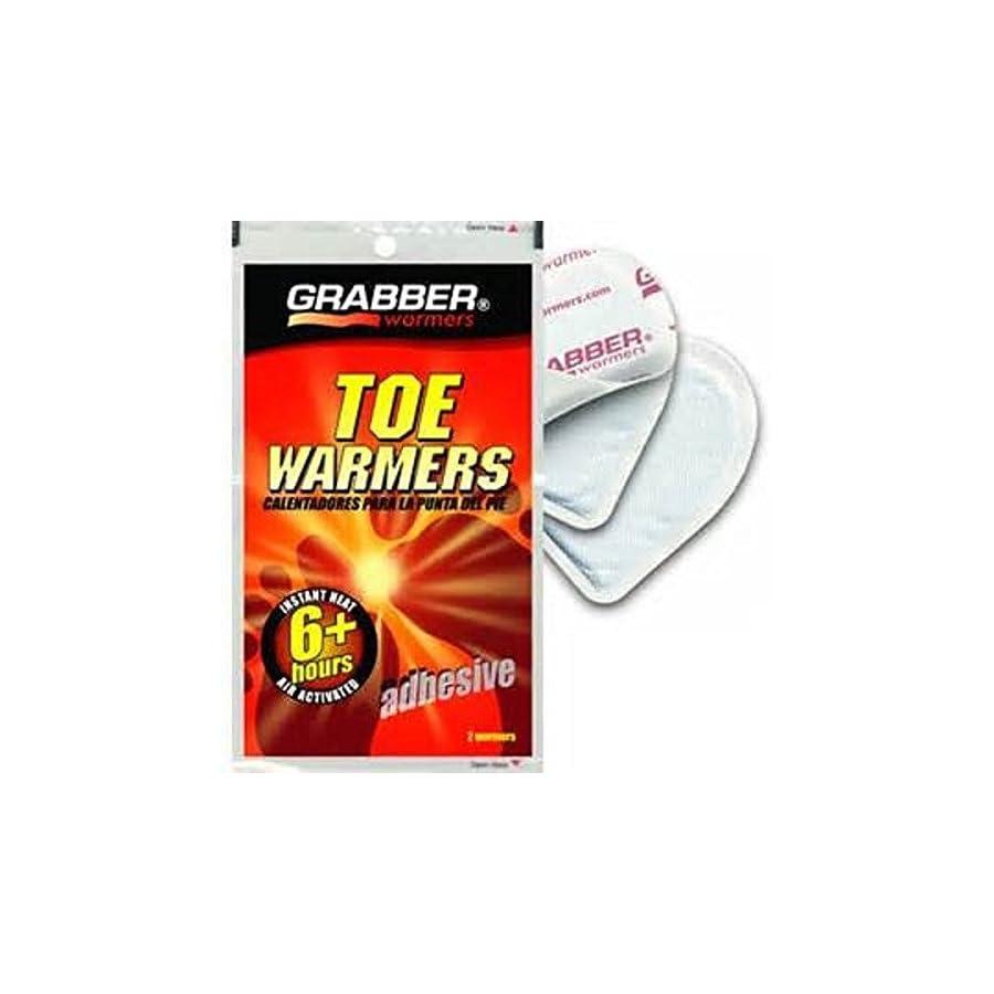 Grabber Warmers Grabber 6+ Hours Toe Warmers