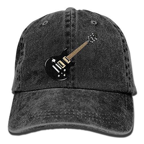 Cowgirl DEFFWB Hats Sport Denim Women Cap Hat Music Men for Cowboy Skull Guitar xzf40x
