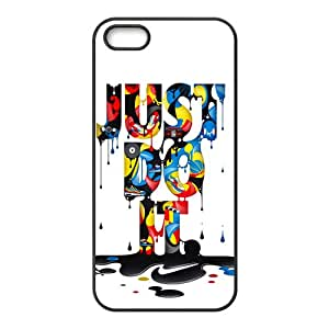 Creative Just Do It New Style High Quality Comstom Protective case cover For iPhone 5S