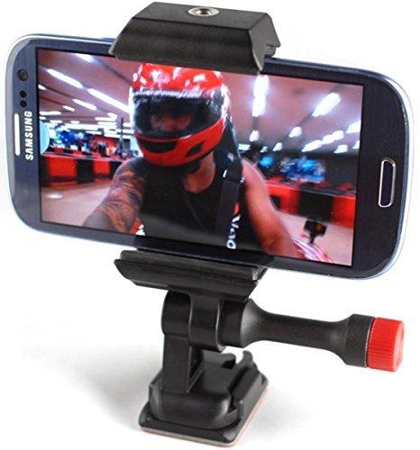 Velocity Clip Adhesive Camera Phone - Motorcycle Velocity