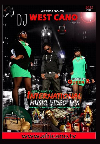 International Video (Africano TV presents International Music Video Mix DVD)