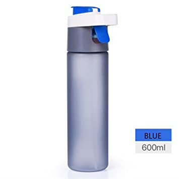 Botella Del Agua Deporte 600Ml Botellas Agua Deporte Eco-Friendly De Plastico Sin BPA Reutilizables
