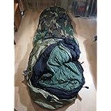 Tennier Industries Us Military -30 Degree Rating Mummy Style Sleeping Bag