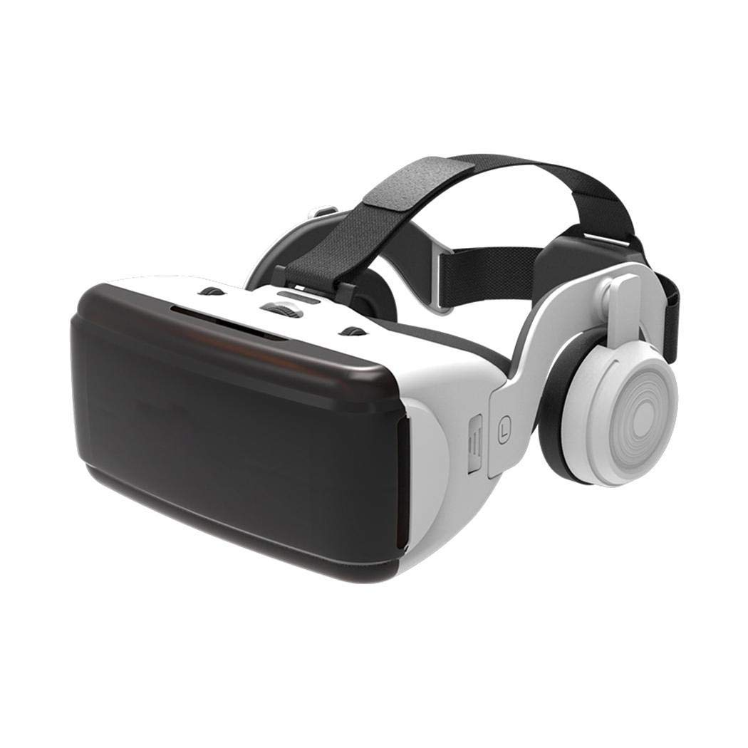 VR Headset,Virtual Reality Headset 3D VR Glasses for TV, Movies & Video Games - Virtual Reality Glasses VR Goggles for iPhone, Android and Other Phones