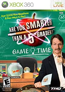 Are You Smarter ...5th Grader: Game Time - Xbox 360 Standard Edition