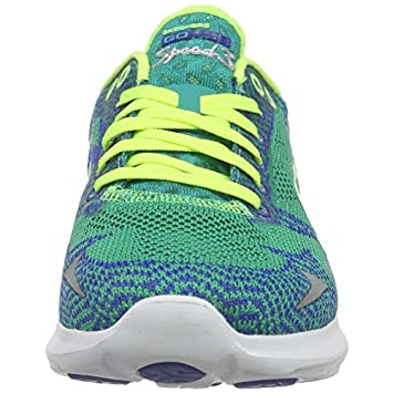 Skechers Go MEB Speed 3 2016, Women s Low-Top Sneakers