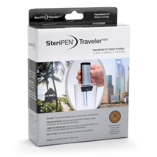 Traveler Mini Handheld Water Purification System