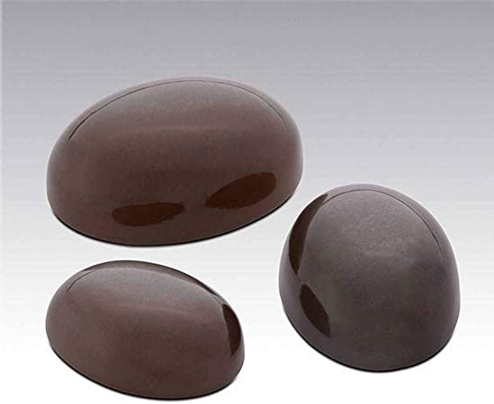 Chocolate Moonstone Cabochon-Moonstone Cabochon-Natural Chocolate Moonstone Smooth Oval Cabochon-19.5x14.5x7.5 MM-Wholesalegems-BS12976