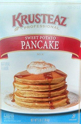 (Sweet Potato Pancake Mix Krusteaz 5lb Box)