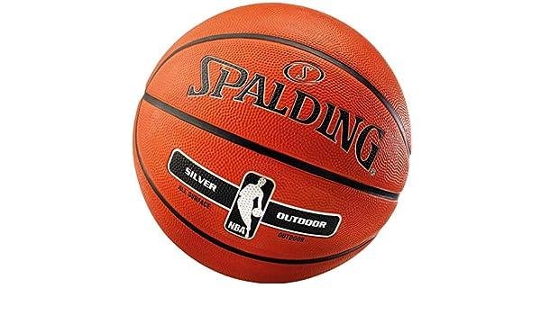 Spalding - Bola de baloncesto para niños y adultos, pelota de ...
