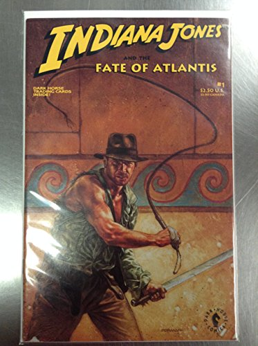 Indiana Jones and the Fate of Atlantis #1 (Indiana Jones And The Fate Of Atlantis)