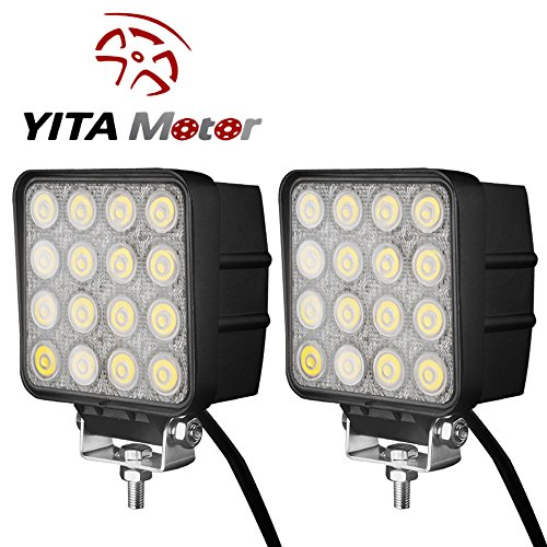 Square Led Lights Offroad - 7