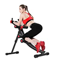 Fitlaya Fitness Core & Abdominal Trainers AB Workout Machine Home Gym Strength Training...