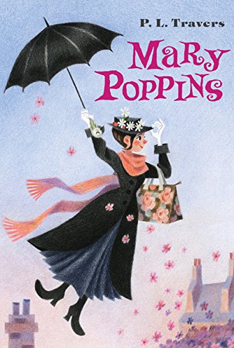 Book cover for Mary Poppins
