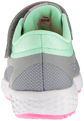 New Balance Kids Baby Girls 690V5 (Infant/Toddler) Pink/Purple 10 Toddler M Grey/Pink Glo/Mint